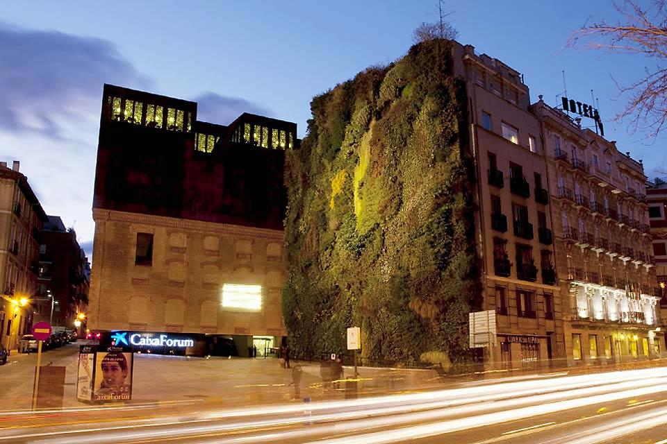 The Caixa Forum , Spain