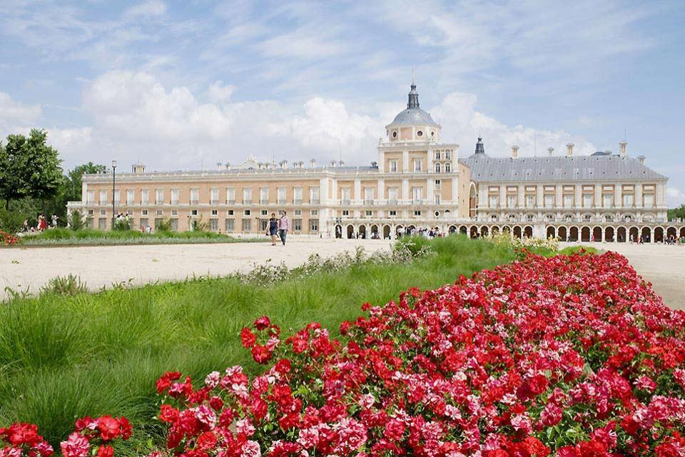 The Royal Palace of Aranjuez , The gardens , Spain