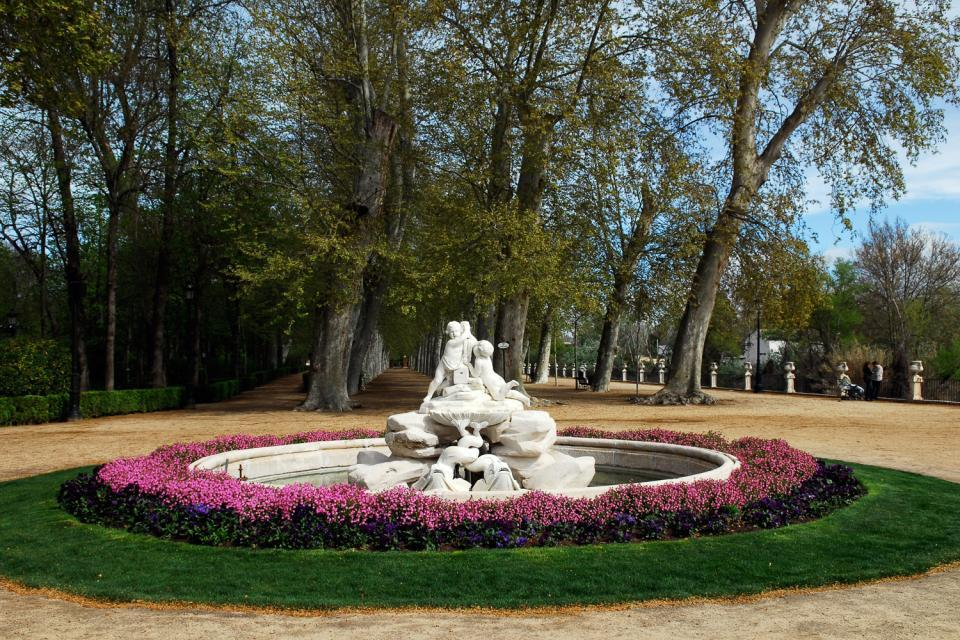 The Royal Palace of Aranjuez , Spain