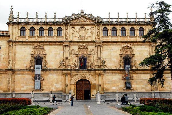 Die Universität von Alcalá de Henares , Die Universität von Alcala de Henares , Spanien