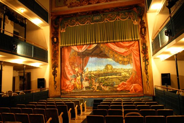 , The Lope de Vega theatre in Chinchón, Monuments, Chinchón, Community of Madrid