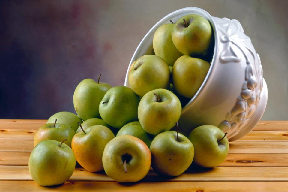 Les pommes , Italie