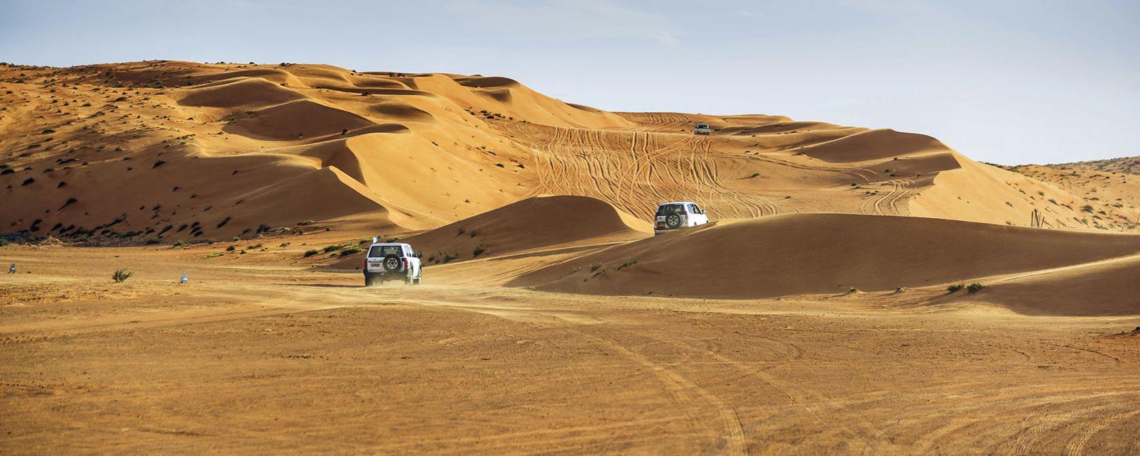 Les paysages, wahiba, oman, desert, dune, 4X4, moyen-orient