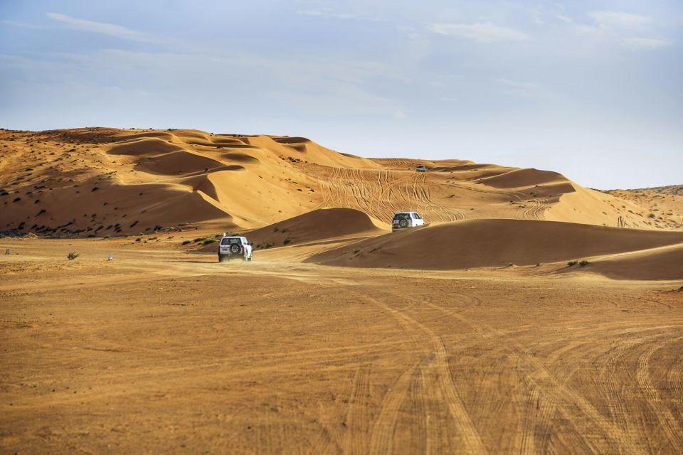 Die Wüste Wahiba Sands, Die Wüste Wahiba Sands., Die Landschaften, Maskat, Sultanat Oman