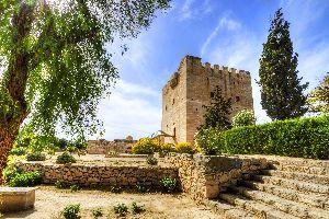 Le fort de Kolossi , Le fort hospitalier de Kolossi , Chypre