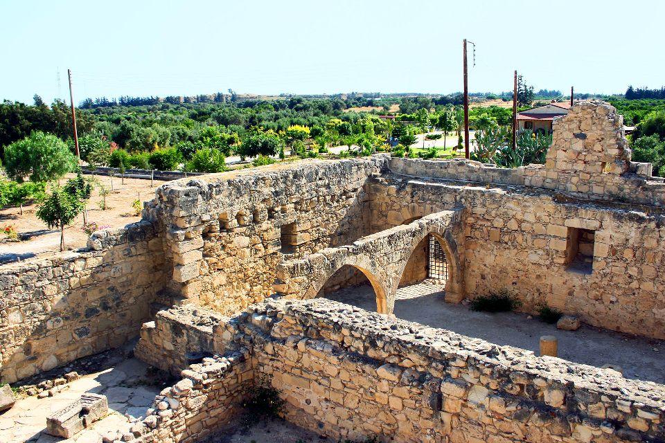 Kolossi Castle , The wines of Kolossi , Cyprus