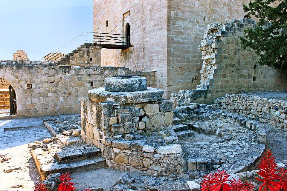 Kolossi Castle , A tour around Kolossi , Cyprus