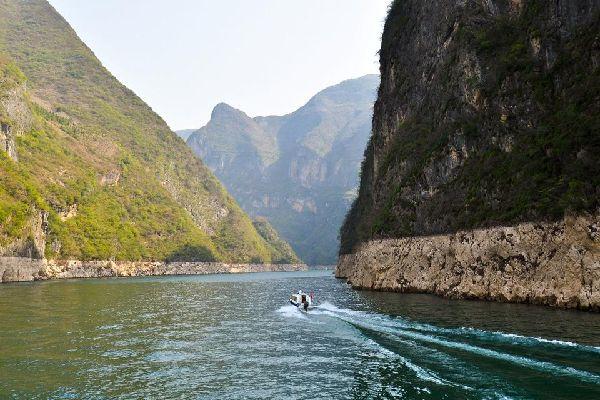 Le Tre Gole di Yangtsé , Il fiume Yangtsé , Cina