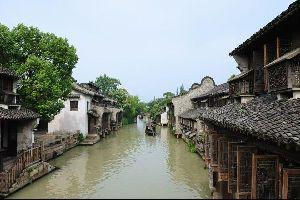 La región costera de Zhejiang , Las costas de Zhejiang , China
