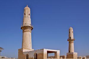 La mosquée Al Khamis , Bahreïn