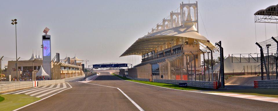 Le Grand Prix de Formule 1 de Bahre�n-1