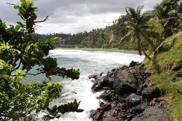 Black Point und die Piraten , Black Point , St-Vincent und die Grenadinen