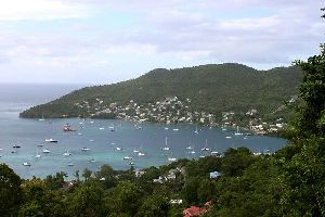 Admiralty Bay , Saint-Vincent and The Grenadines