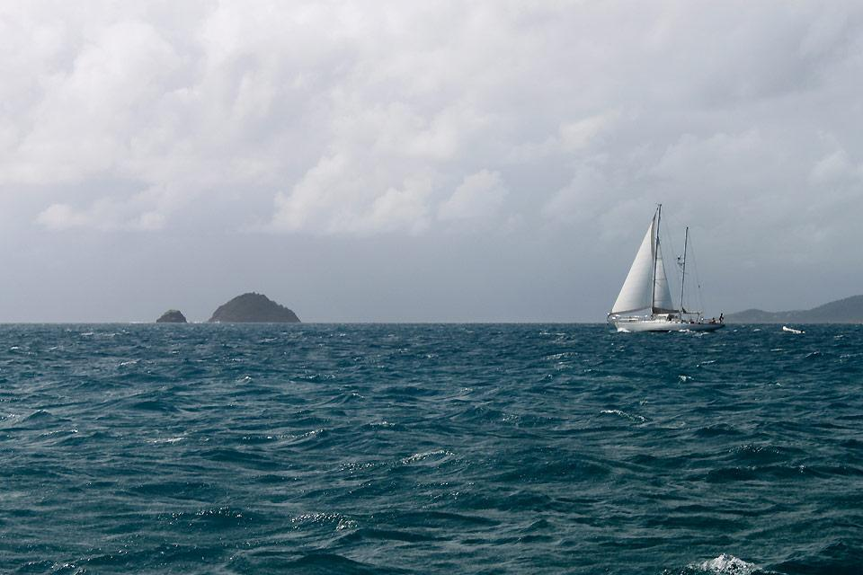 Sailboat rides , Private cruise to Saint Vincent , Saint-Vincent and The Grenadines