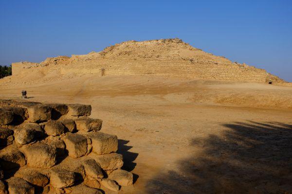 Le rovine di Balid, Le arti e la cultura, Oman