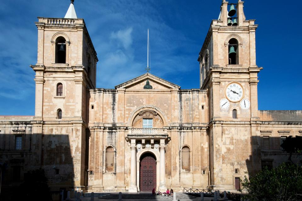 St. John's Cathedral , Malta