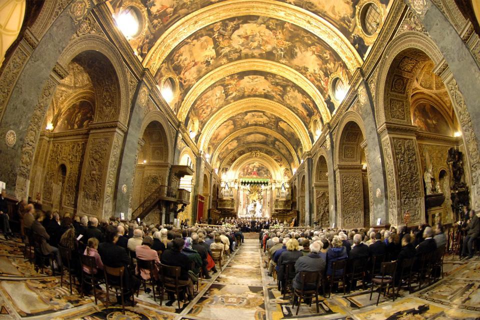 La religion , La messe , Malte