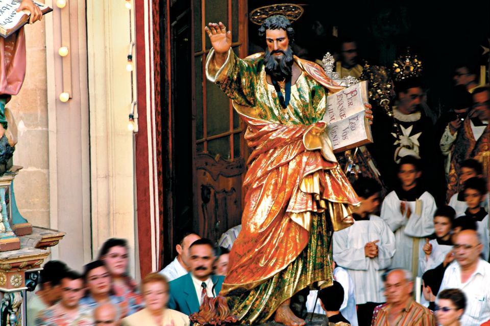 La religion , Un patrimoine riche , Malte