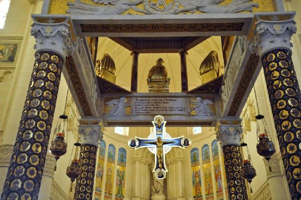 Ta'Pinu basilica , Malta