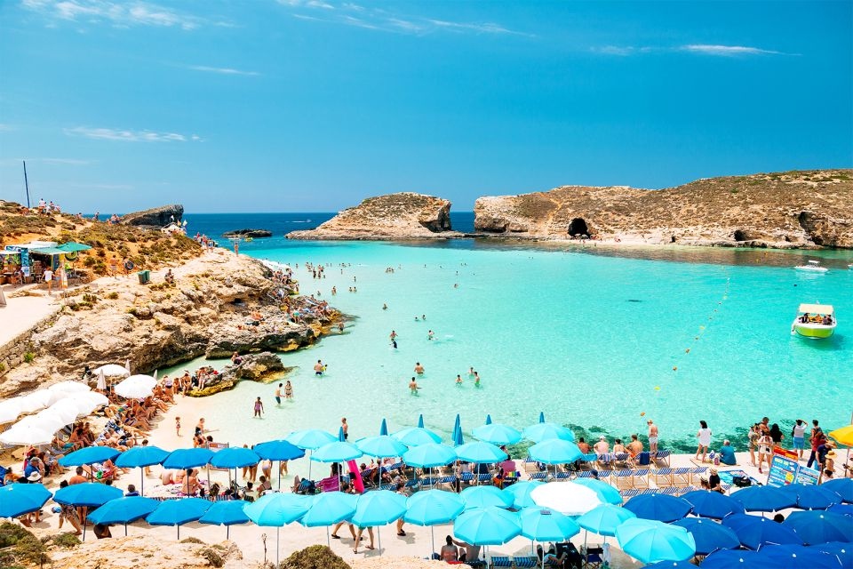 Not to be missed!, The Island of Comino, Landscapes, Malta
