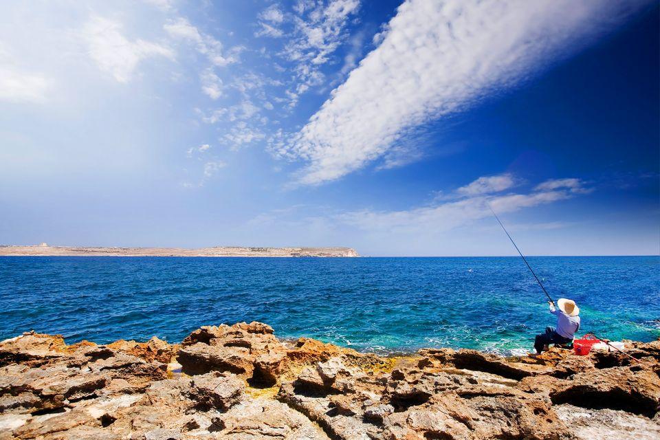 , The Island of Comino, Landscapes, Malta
