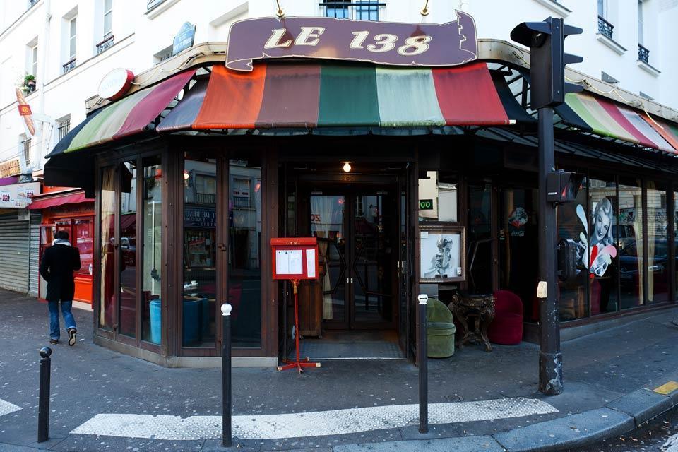 Le 138 , France