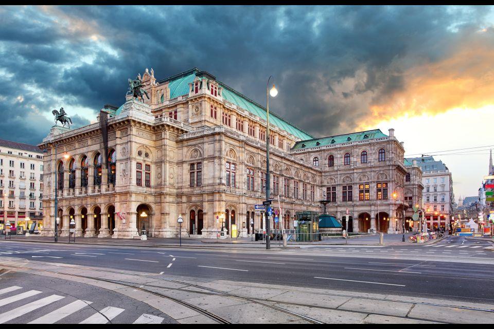 The Vienna State Opera, Vienna State Opera, Arts and culture, Vienna, Austria