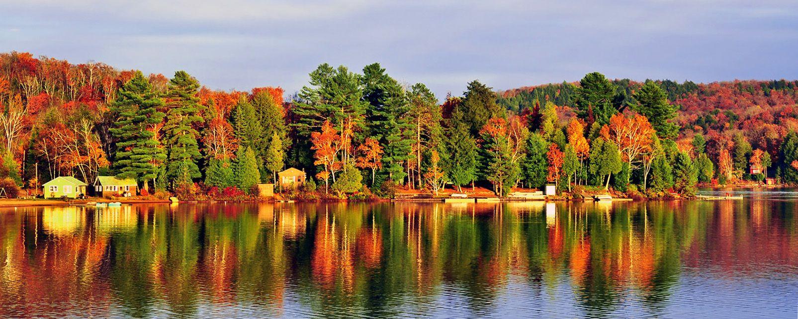 la regione dei grandi laghi canada