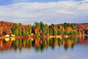 Great Lakes , Ontario, the region of the Great Lakes , Canada