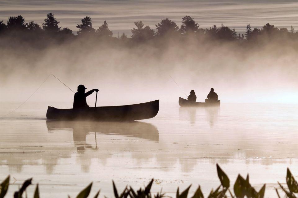 Canada, Ontario, Lac, grands lacs, Amérique, Amerique, pêche, canoé