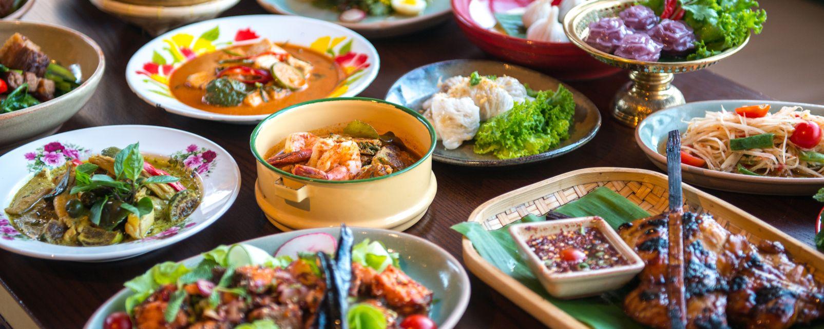 La gastronomie, Thaïlande, asie, cuisine, thaïe, thaï, recette, gastronomie, épice