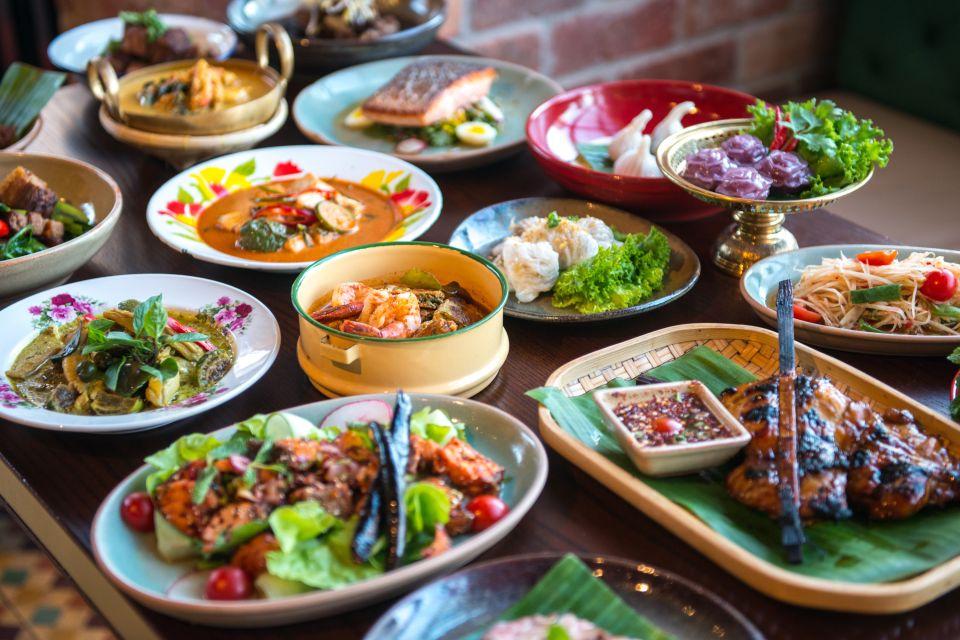 Thai cuisine, Thai Cuisine, Enogastronomy, Thailand