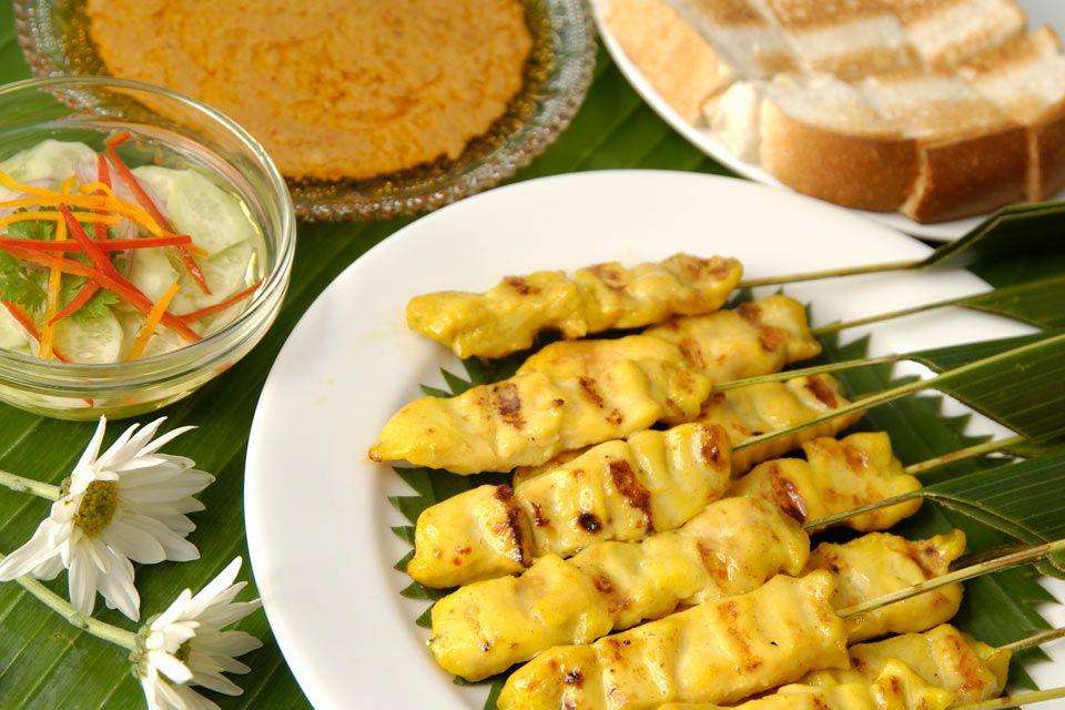 La cuisine thaïe , Thai gastronomy , Thailand