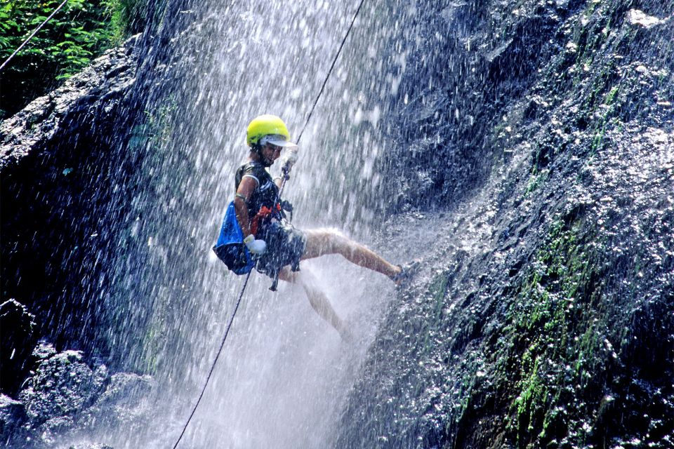 Les sports , Canyoning in Thailand , Thailand