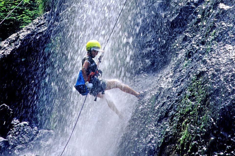 Canyoning in Thailand, Sport, Die Aktivitäten und Freizeitgestaltung, Thailand