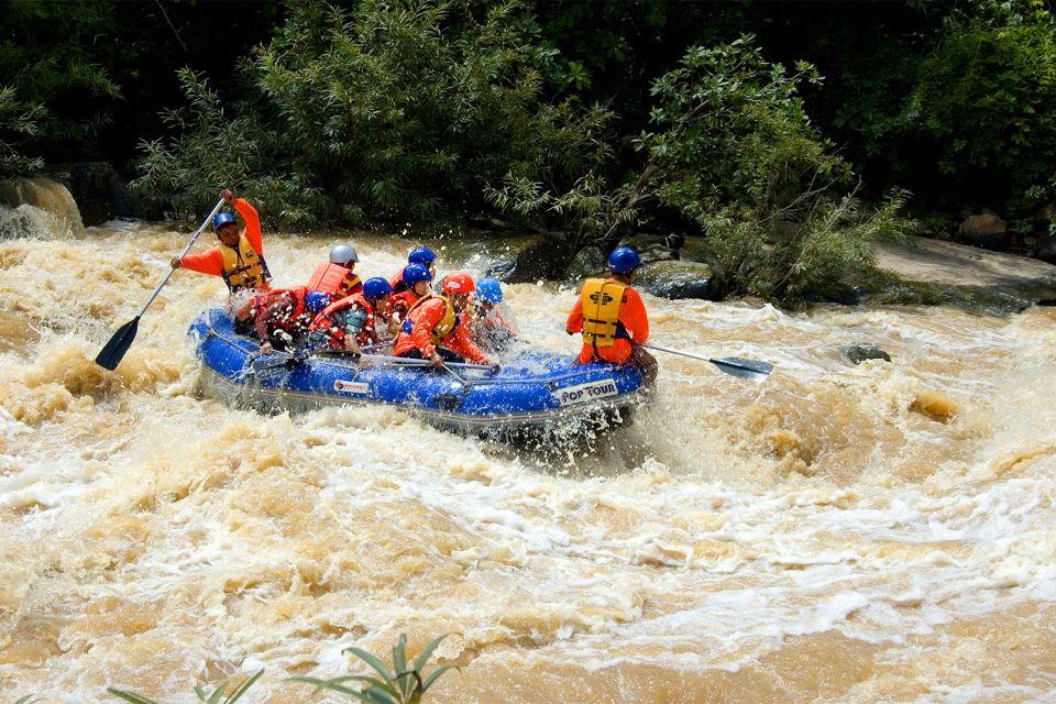 Rafting in Thailand, Sport, Die Aktivitäten und Freizeitgestaltung, Thailand