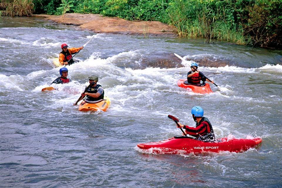 Kajaksport in Thailand, Sport, Die Aktivitäten und Freizeitgestaltung, Thailand