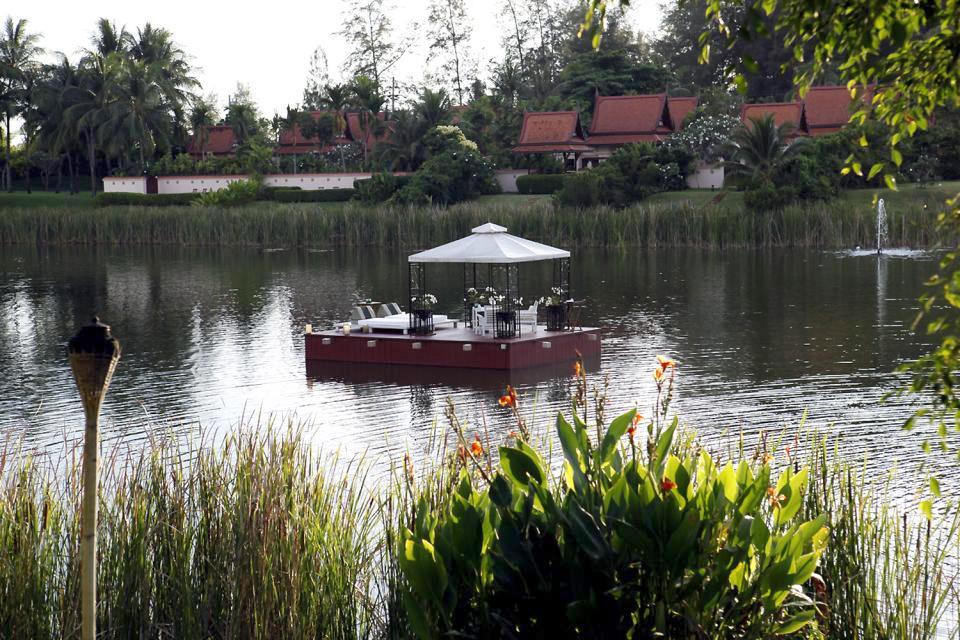 Wellness , Die Spa-Bereiche der Hotels , Thailand