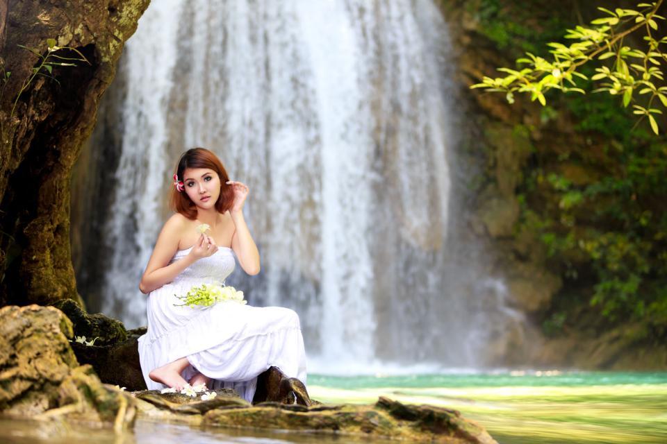 Le bien-être , Les cures thermales , Thaïlande