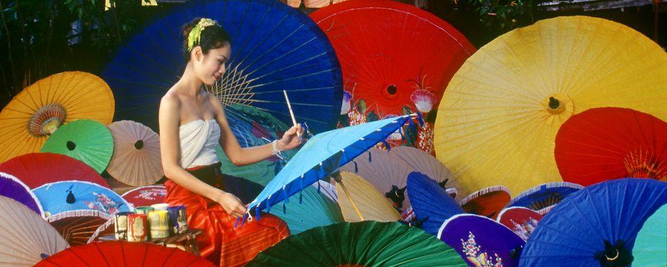 La artesan�a tailandesa