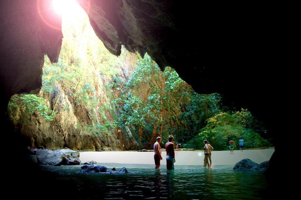 Les excursions , L'île de Koh Muk , Thaïlande