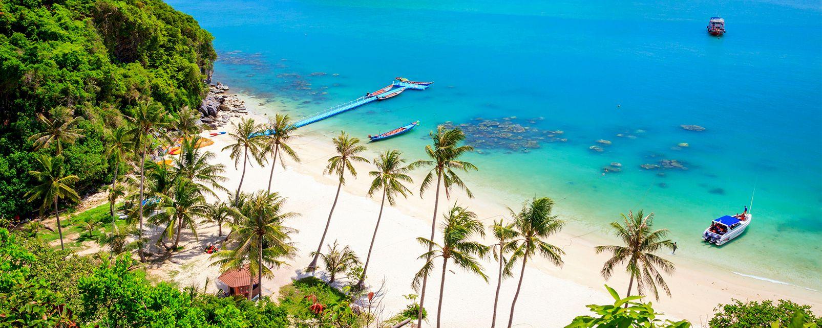 Bophut, Koh Samui, Koh Samui, Les côtes, Thaïlande