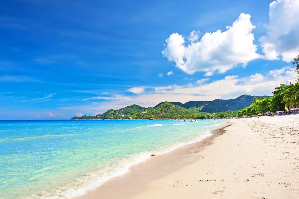 Chaweng Beach, Koh Samui, Koh Samui, Le rive, Thailandia