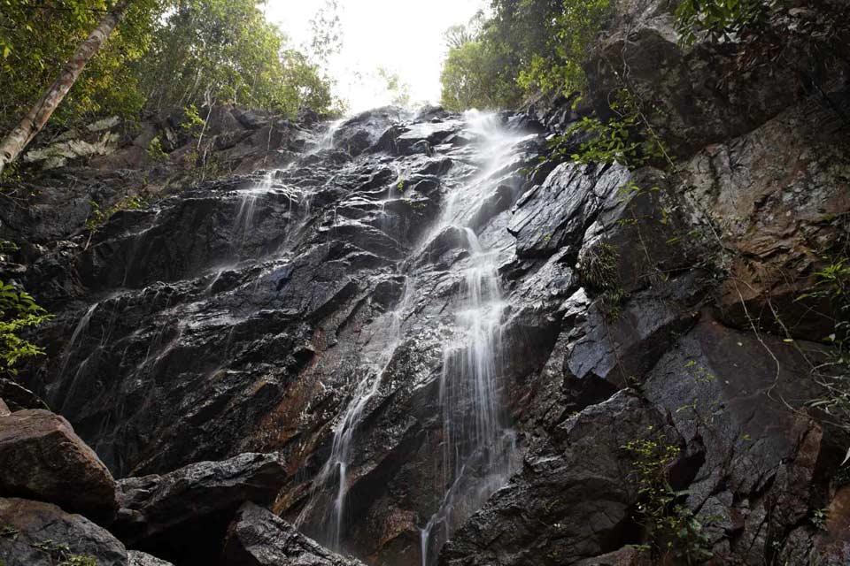 Koh Phangan , Peang Waterfall, Thailand , Thailand