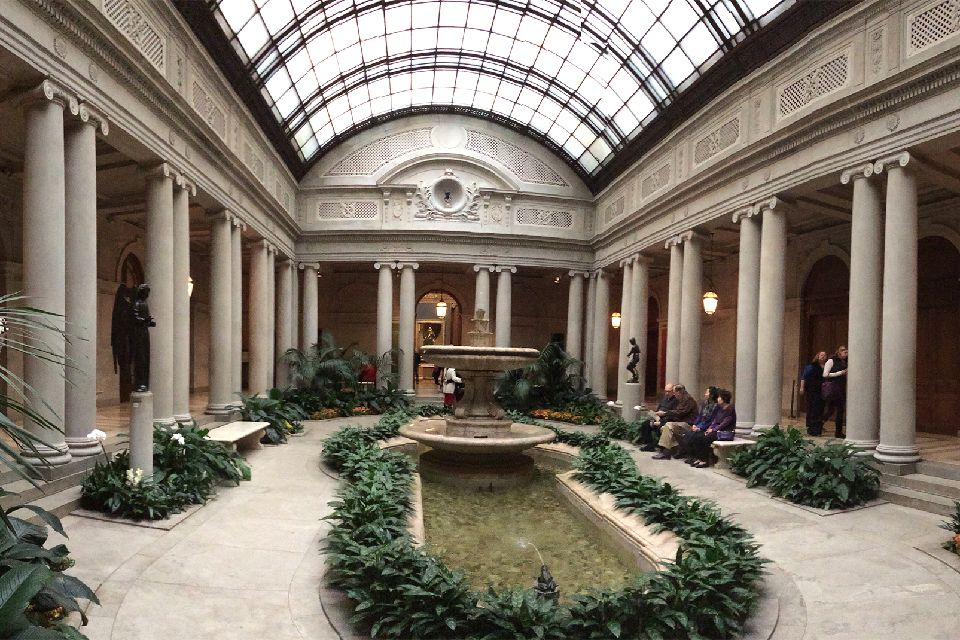 La Frick Collection , Etats-Unis