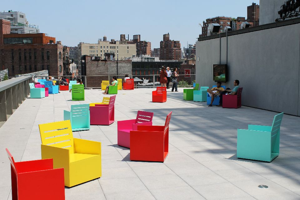The Whitney Museum , USA
