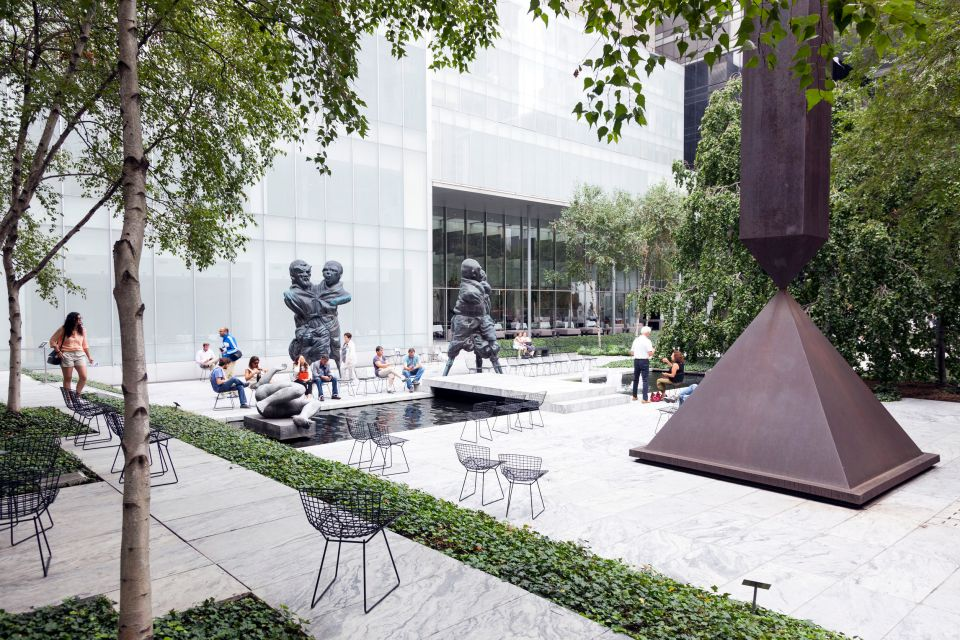 The Museum of Modern Art , United States of America