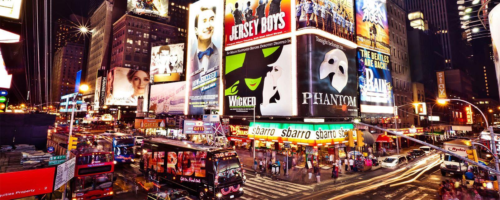 Broadway , The Phantom of the Opera , United States of America