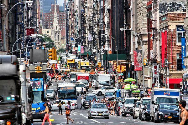 Broadway , L'effervescence de Broadway , Etats-Unis