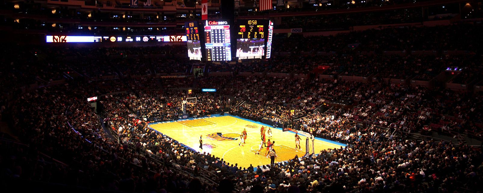 Madison Square Garden , Madison Square Garden, New York , United States of America
